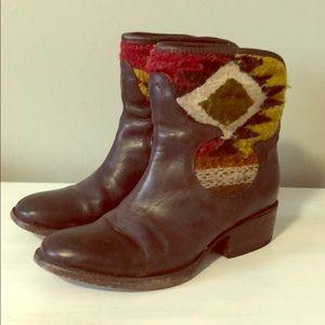 Freebird by Steven Cablo blanket boots 7